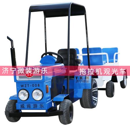 拖拉机观光车